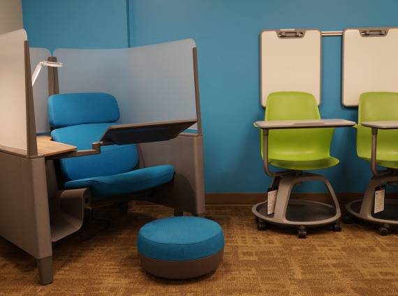 Grand Forks showroom classroom