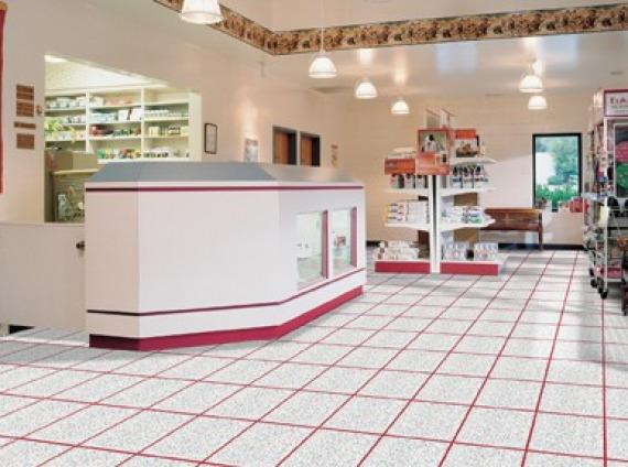 Azrock – SVT – Cortina Grande SR – Vet Clinic