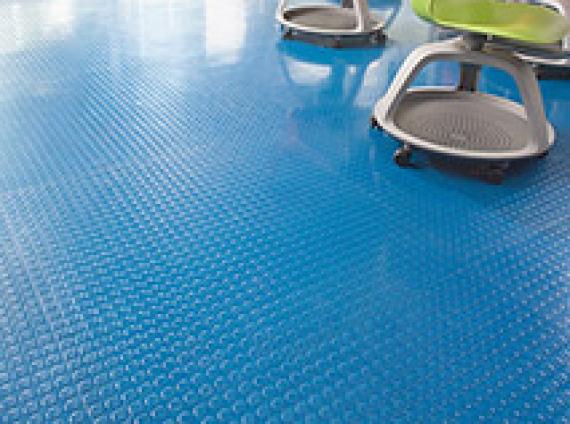 Mohawk – Rubber Tile True- Classroom