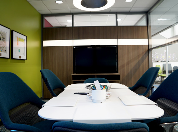 conference room seating and tables