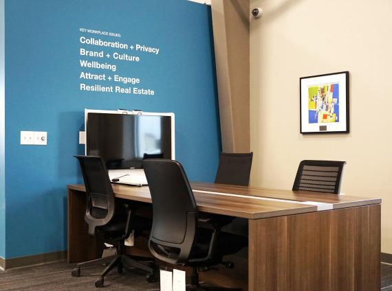 meeting space furniture