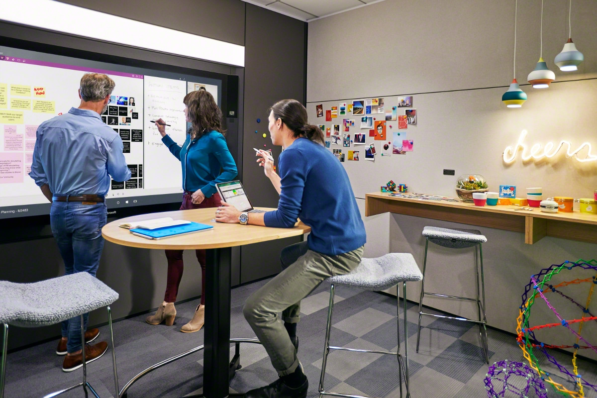 creative spaces collaboration spaces