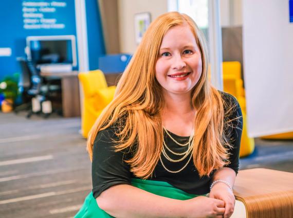 Kristen Underdahl, Project Coordinator