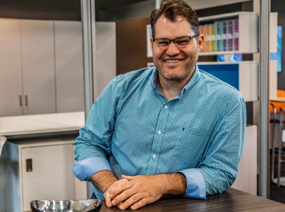 Brad Bacuk, Interior Designer