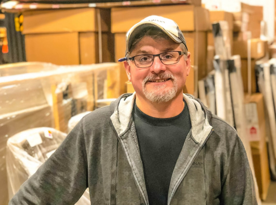 Al Sout, Installation Manager