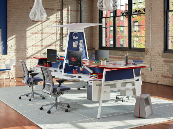 Startups utlizing bivi workstations