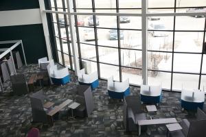 UND student commons