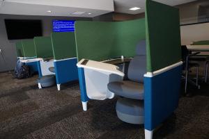 UND private study spots