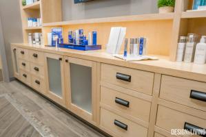 Fargo Dermatology casegoods