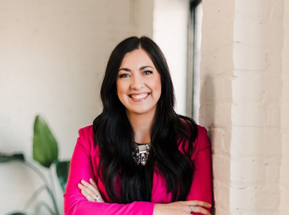 Amy Hannaher-Overby, Client Experience Manager