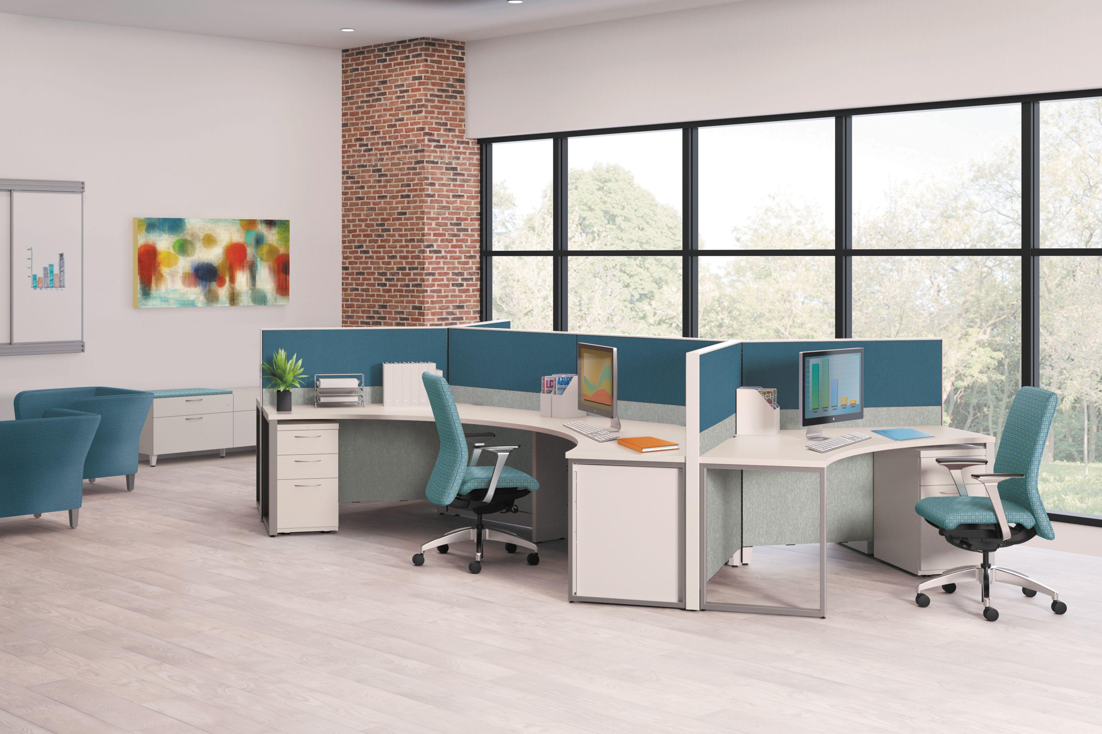 Abound desk system