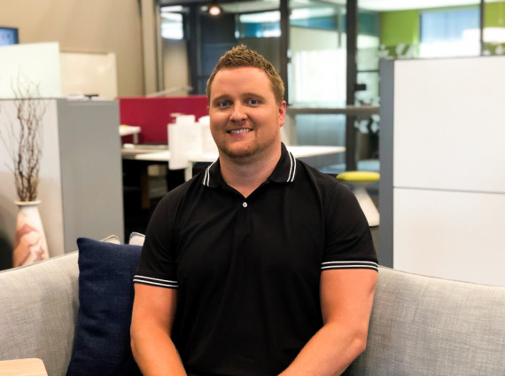 Jordan Johnson, Workplace Consultant